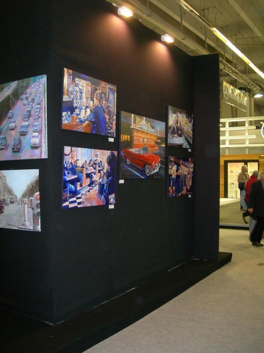 Galerie Vitesse Salon Rétromobile 2