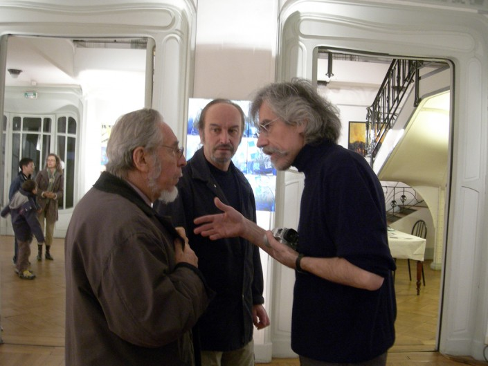 Histoire de peintres : André Turpin, Yves Solanilla, Jean-François Vautrin