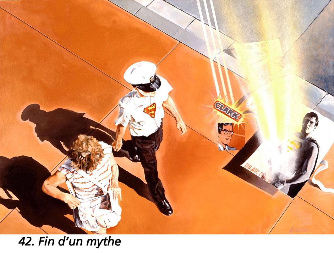 """1981 """" Fin d'un mythe """""""