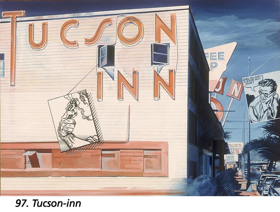 "1987 "" Tucson Inn """