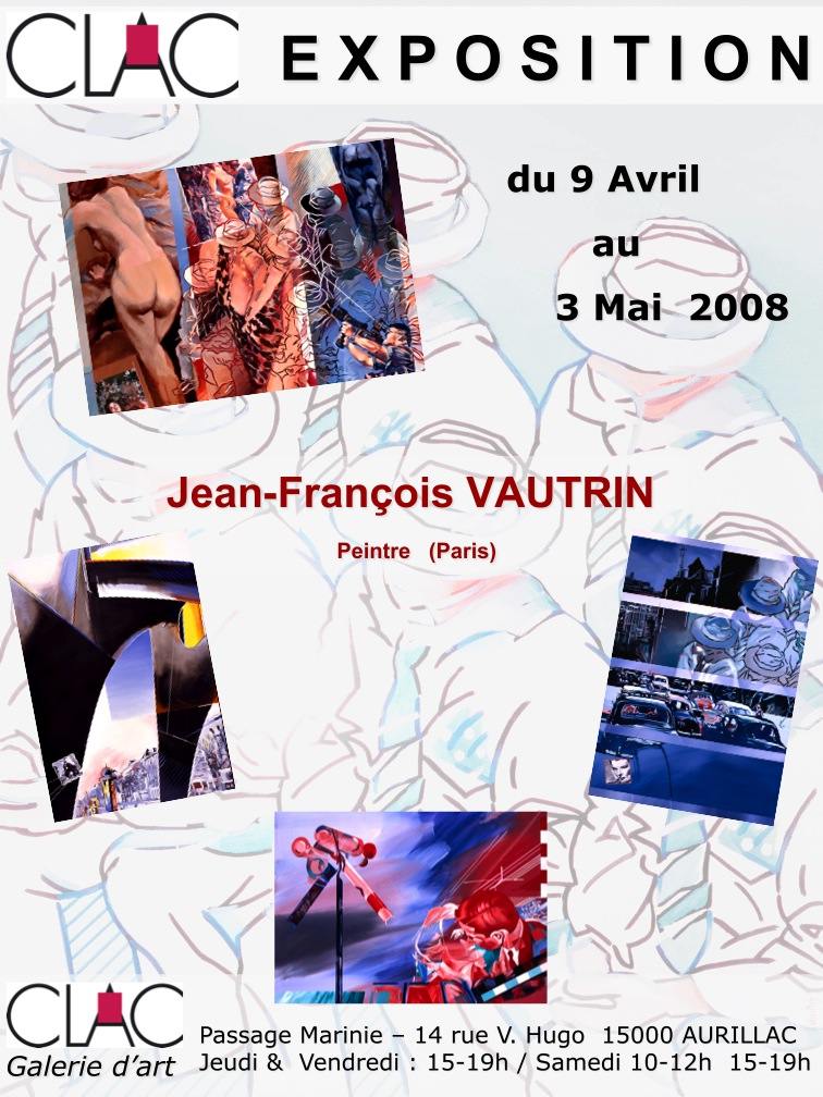 2008 Galerie Clac Aurillac