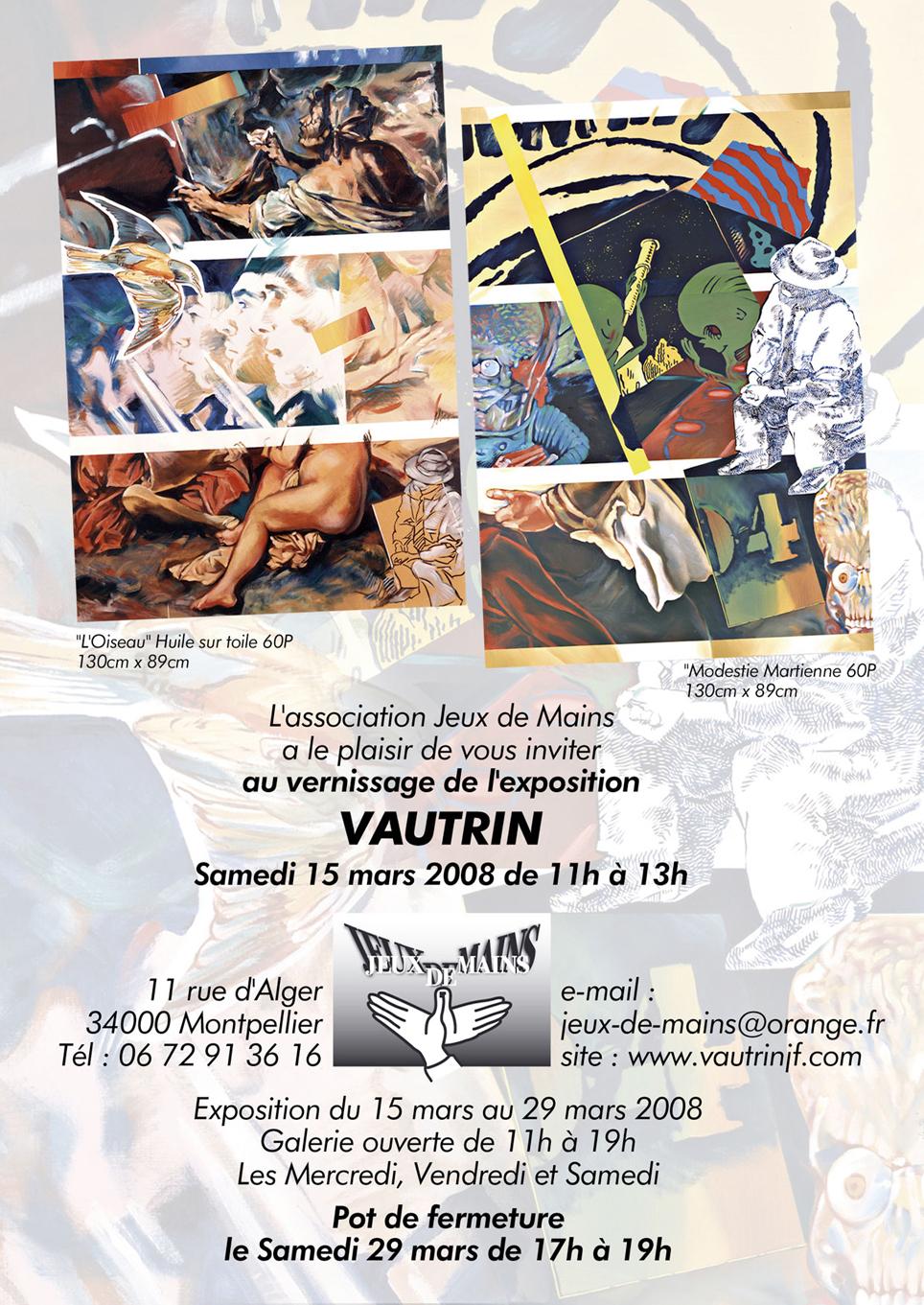 2008-Montpellier-Affiche
