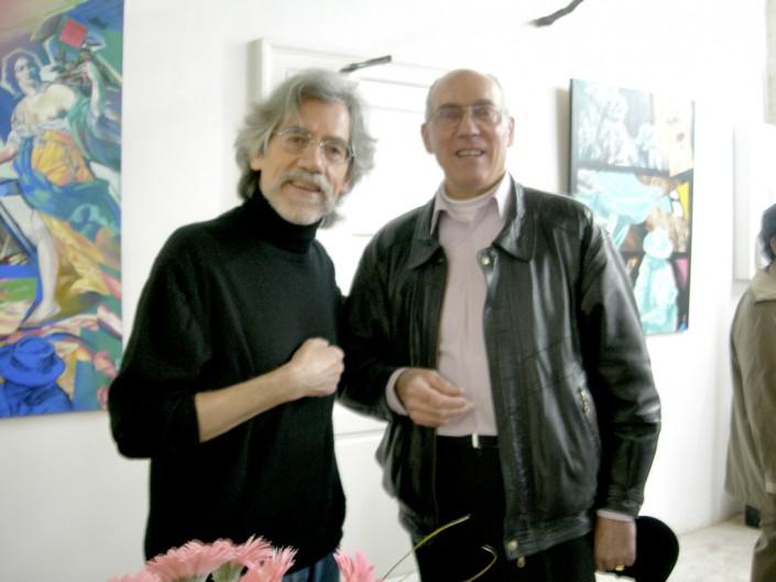 Vautrin et Michel Millien